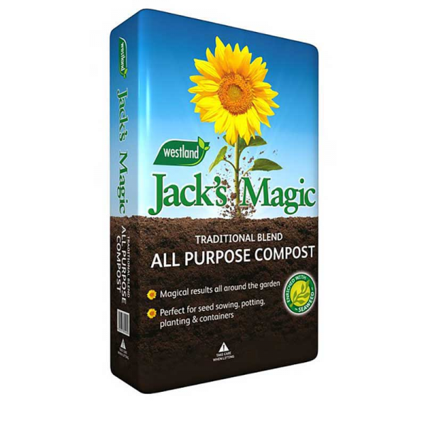 Jacks Magic Compost 50L