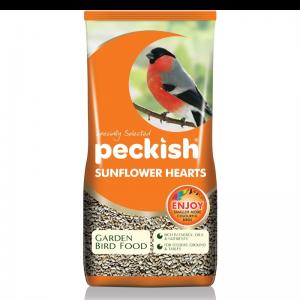 Peckish  Sunflower Hearts - 50% extra free