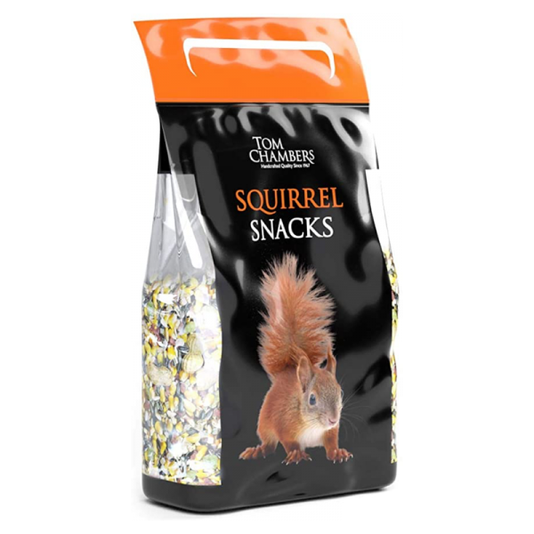 Squirrel Snacks