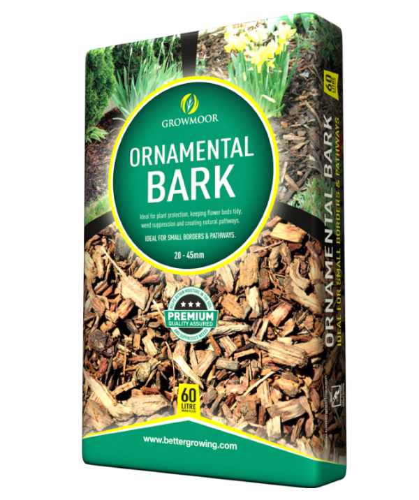 Growmoor Large Chip Bark 60L