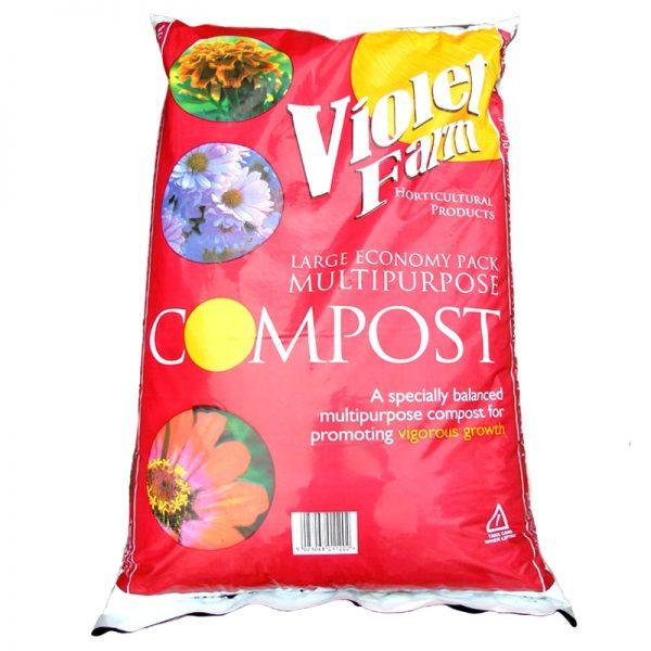 Violet Farm Multi Purpose Lg