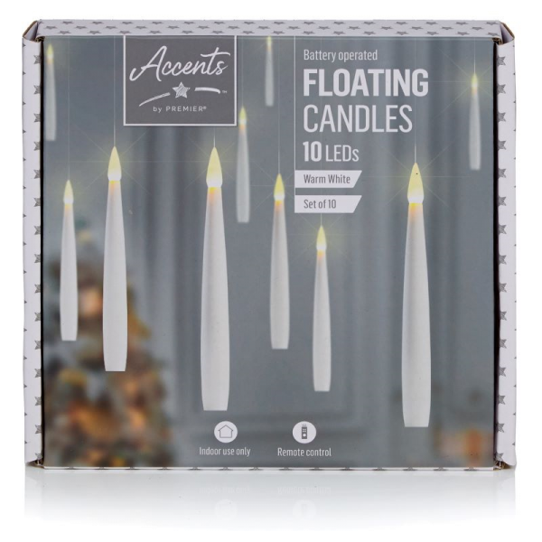 Floating Candles WAS £14.99 NOW £9.99