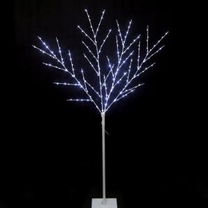 Lit Tree Ultrabrights White