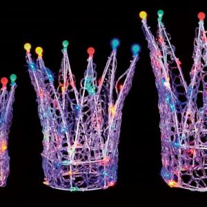 Acrylic Crowns