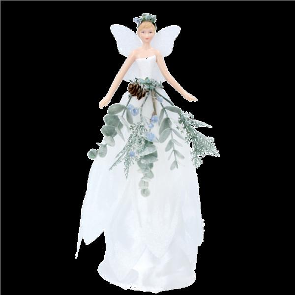 Eucalyptus Tree Top Angel
