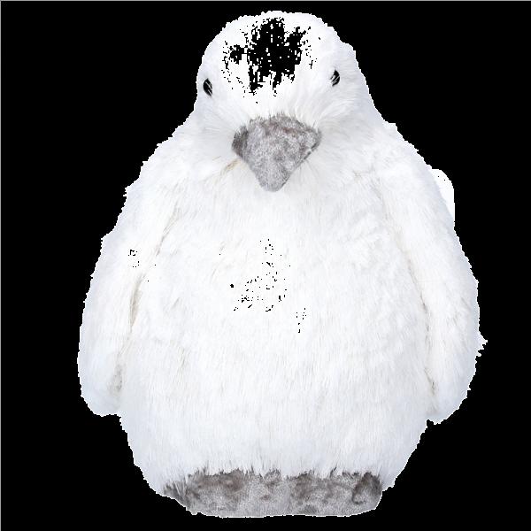 Fabric Penguin Ornament