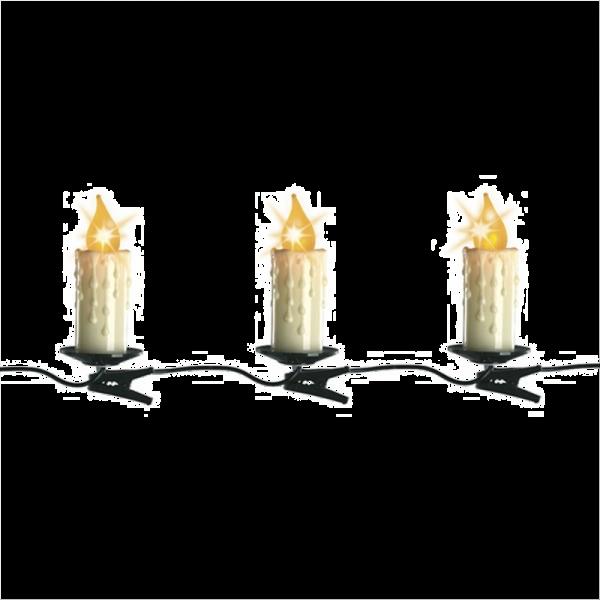 Jumbo Candle Lights