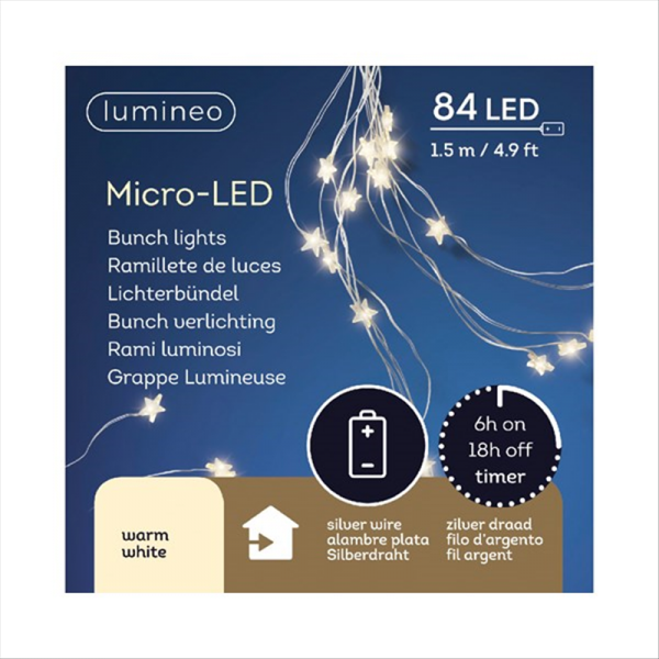 Micro LED Star Bunch