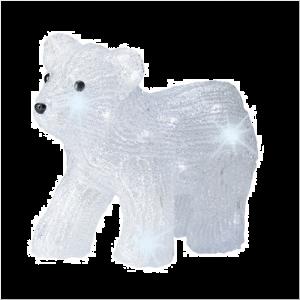 LED Acrylic Bear