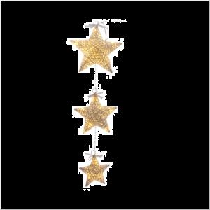 LED Paper Rope 3 Stars