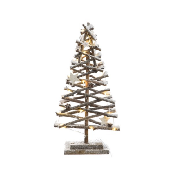 MicroLED Snow Tree