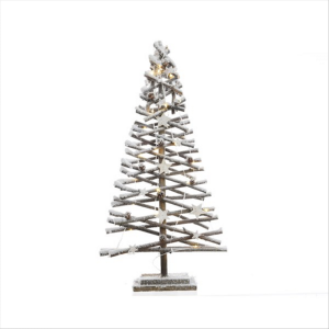 Micro LED Snow Tree