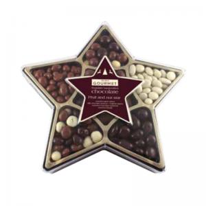 Assorted Fruit & Nut Star