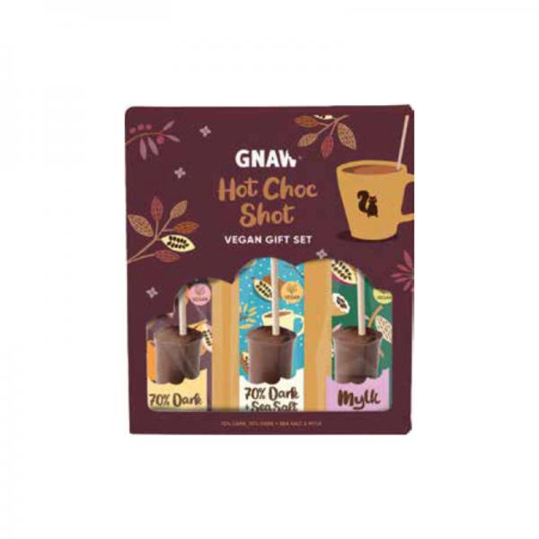 Gnaw Vegan Hot Shot Gift Set