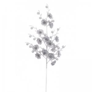 Glitter Flower Ball Spray