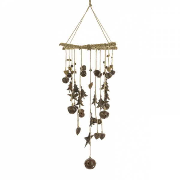 Rustic Charm Rope Mobile