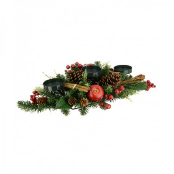 Christmas Lodge Tablecentre