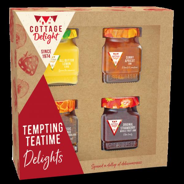 Tempting Teatime Delights