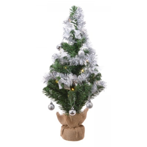 Silver DIY Mini Tree