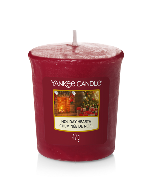 Votive Yankee Candle Holiday Hearth