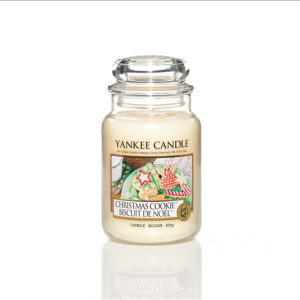 Wax Melt Yankee Candle Christmas Cookie
