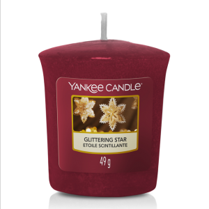 Votive Yankee Candle Glittering Star
