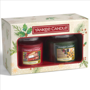 2 Medium  Jar Candle Gift Set
