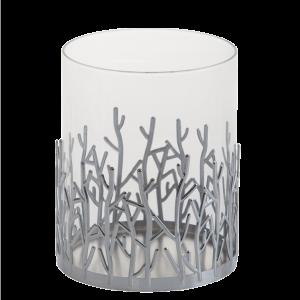 Snowy Gatherings Forest Glow Jar Holder