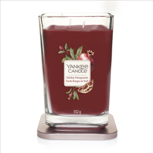 Elevation Large Jar Holiday Pomegranate