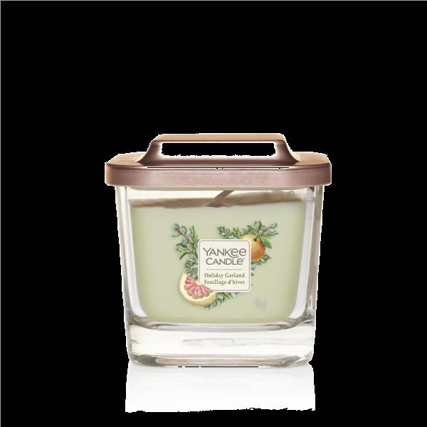 Elevation Small Jar Holiday Garland