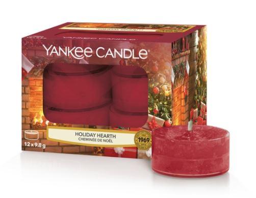 TeaLights Yankee Candle Holiday Hearth