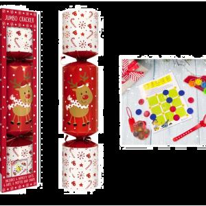 Jumbo Reindeer Cracker