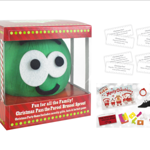 Pass The Parcel Sprout Cracker Game