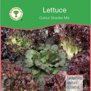 Lettuce Colour Shades