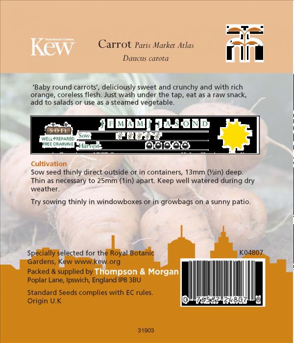 Carrot Paris Market - Atlas