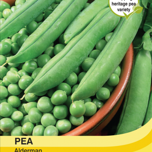 Pea Alderman