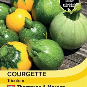 Courgette Tricolour F1