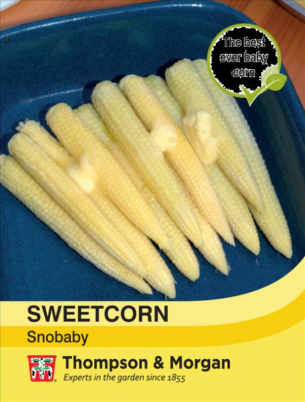 Sweetcorn Snobaby