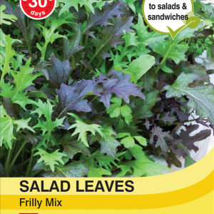 Salad Leaves - Frilly Mix