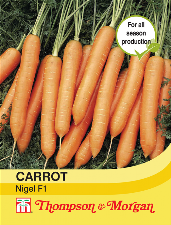 Carrot Nigel F1