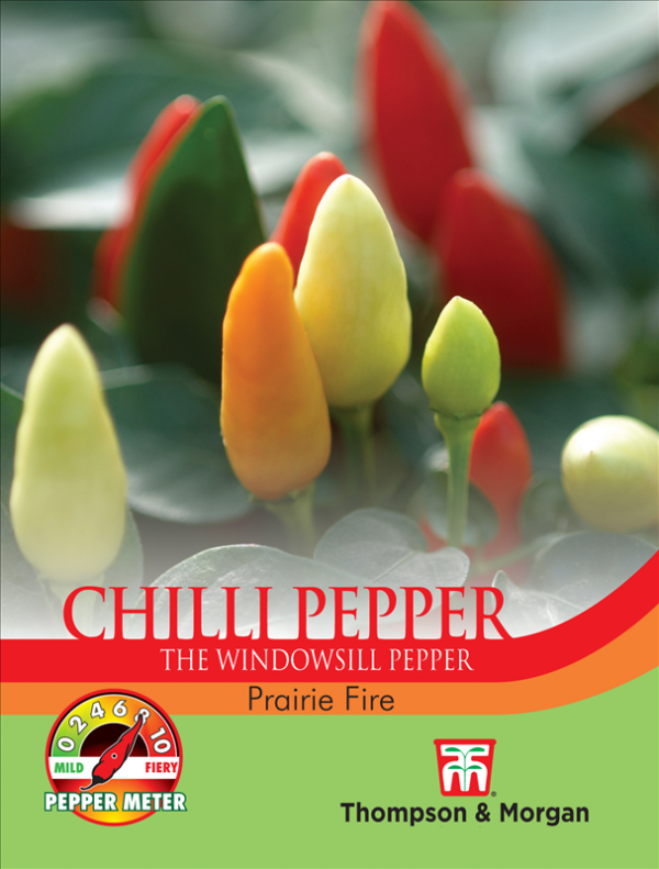 Pepper Chilli Prairie Fire