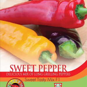 Pepper Sweet Tasty Mix F1