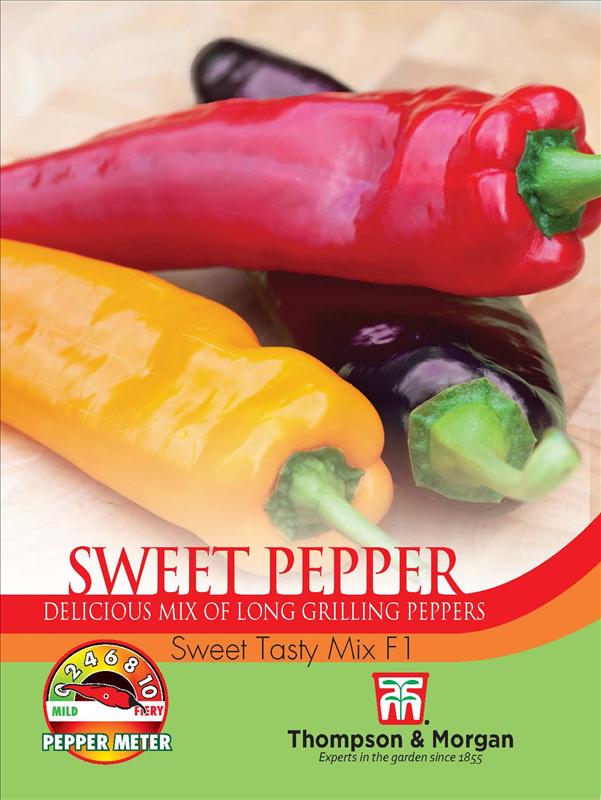 Pepper Sweet Tasty Mix F1