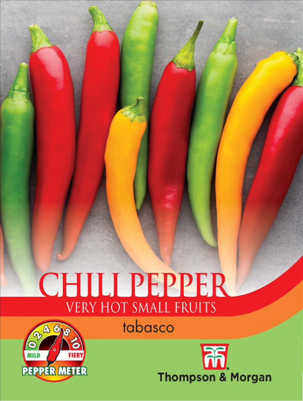 Pepper Chilli Tabasco