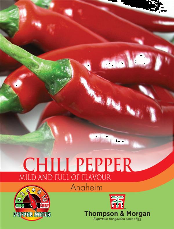 Pepper Chilli Anaheim