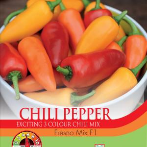 Pepper Chilli Fresno Mix F1