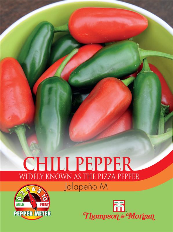 Pepper Chilli Jalapeno M