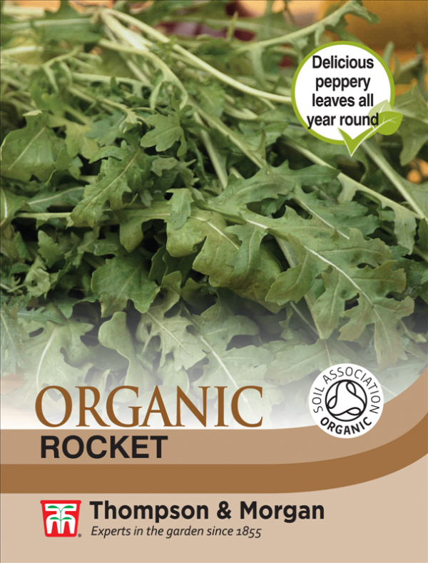 Herb Rocket (Organic)