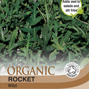 Herb Rocket Wild (Organic)
