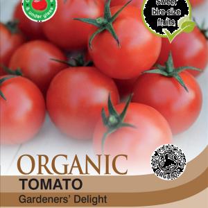 Tomato Gardeners Organic